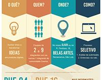 Infografico Universitário Empreendedor