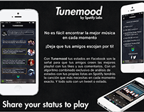 Tunemood by Spotify Labs
