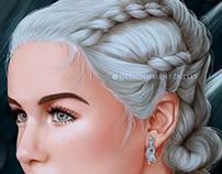 Daenerys fanart