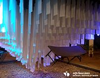 Furniture Deptt., installation at NID