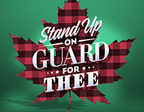 Stand Up On Guard For Thee
