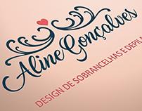 Branding Aline Gonçalves