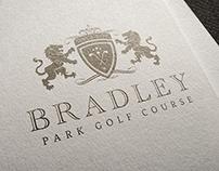 Bradley Park Golf Course Branding