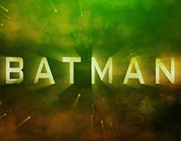 (Unofficial) 1989 Batman Title Sequence