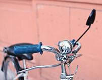 Serie Bici / Paloma