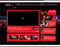Coke Studio First Online Launch for India Website