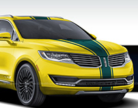 Lincoln MKX 4our Elements