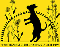 Dancing Dog Animated GIF