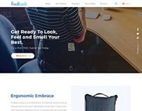 Fixed back business best website design by Nexstair