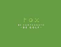 XI Campeonato de Golf Liberty Seguros