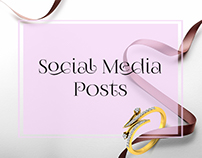 Social Media Posts (website)