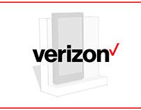 Verizon Wireless Endcap Experience
