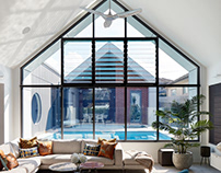 Enter the light by hobbs jamieson architecture