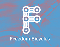 Freedom Bicycles Branding Project