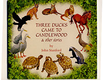 Three Ducks Came to Candlewood by John Stanford