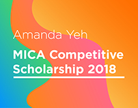 MICA Winning Competitive Scholarship 2018