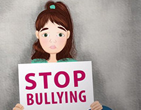 Social media campaign agianst bullying