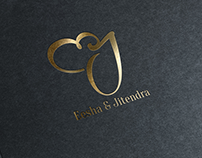 Wedding Logo and Invitation