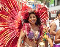 Mardi Gras-Port of Spain-Trinidad & Tobago 2019