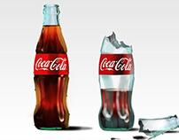 Coca Cola Infographic