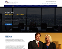 MacGregor and Berthel Law