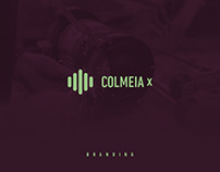 ColmeiaX | Branding & Web Development