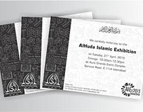 Invitation card: Technology Theme