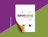 Apnee Sehat - Logo Design