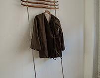 Garment Display Rack -- Theo Golstein