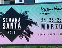 MAMITAS BEACH CLUB - Eventos