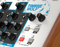 Timbre Wolf Analog Synthesizer