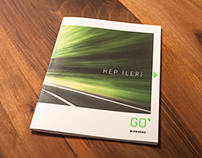 GO / Corporate Brochure