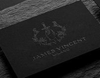 James Vincent Milano | Fashion brand identity