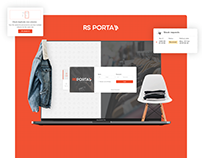 RS Portal - warehouse CRM management system