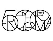 Monograma «500 años de la Reforma Protestante»