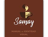 Identidad Corporativa Samay