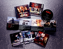 """The Rock""  Motion Picture Score CD Package"