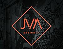 Logotipo de Presentación - J V M Designer