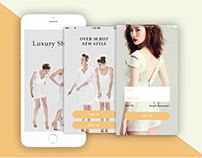 Luxury Shop App