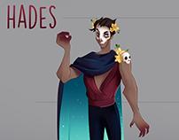 Character Design: Hades