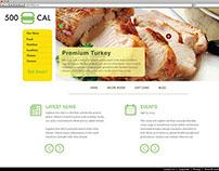 500Cal Website