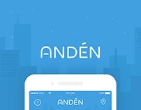 Anden app — El subte en tus manos