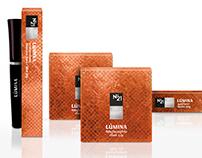 Make Up Lúmina • Branding & Package Design
