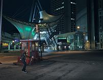 Night People [#5 of x]: Public Transit