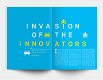 Invasion of the Innovators