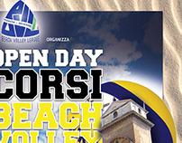 Beach Volley League Advertising 2013/2014