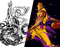 Arts For Rajon Rondo