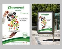 Rebranding de Fruites Claramunt