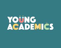 Young Academics – Welcome Animation