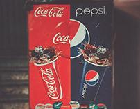 Cocacolaa & Pepsi